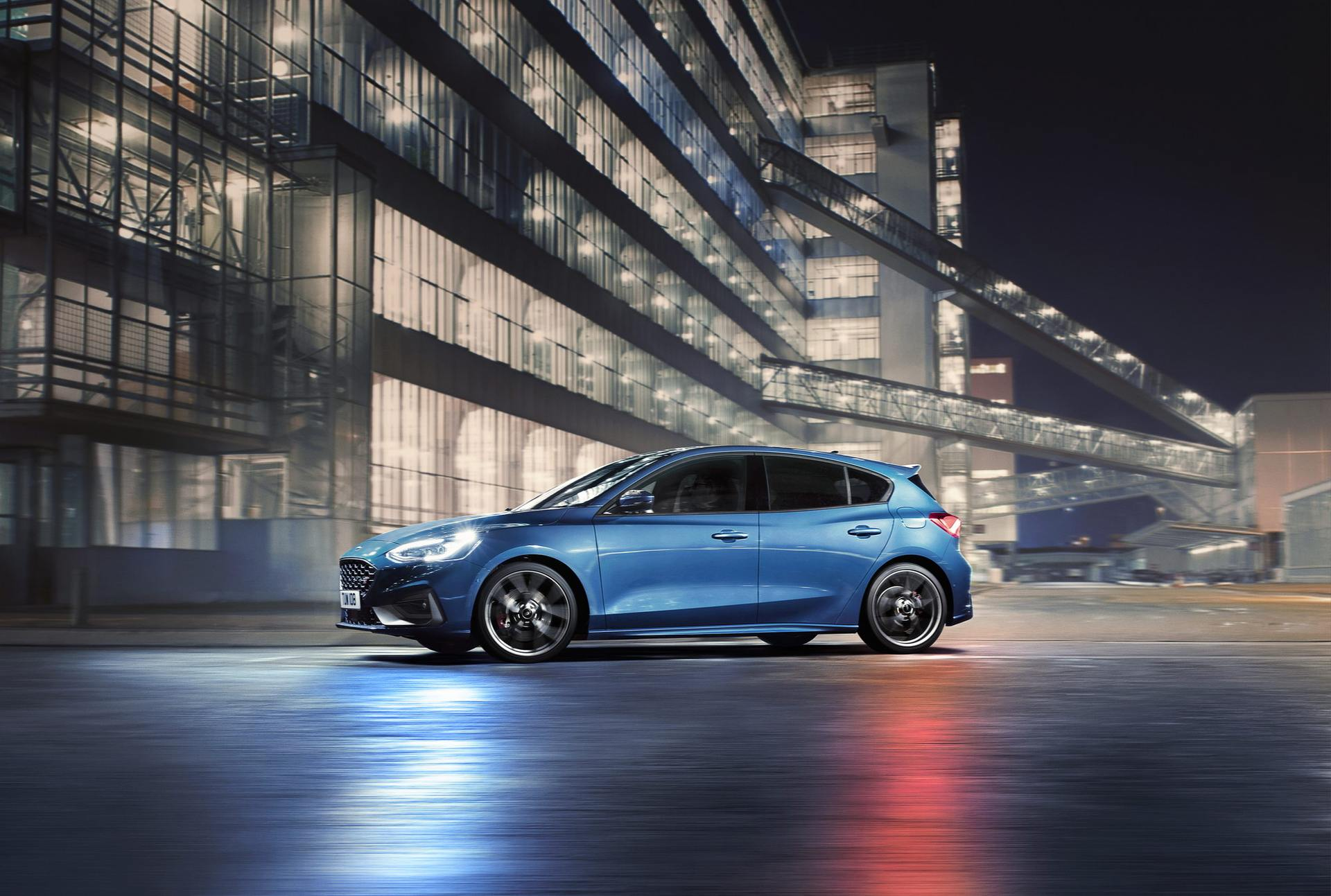 2020 Ford Focus St Side Wallpaper 16 Hd Wallpapers