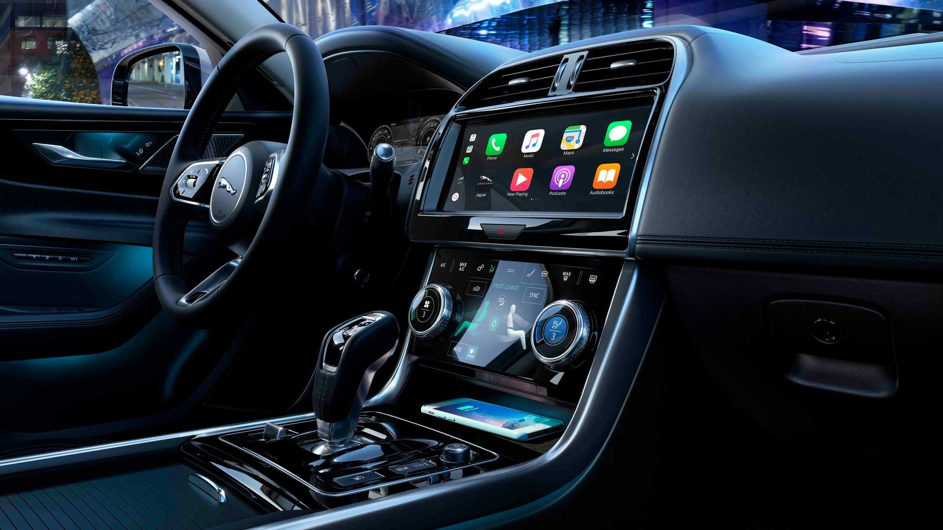 2020 Jaguar Xe Central Console Wallpaper 120 Hd Wallpapers