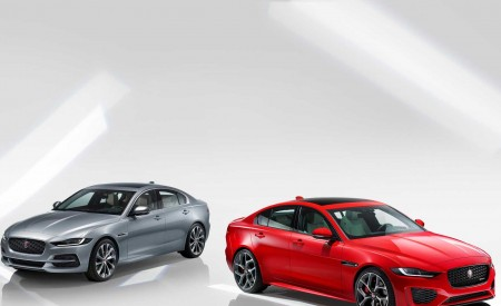 2020 Jaguar XE Front Three-Quarter Wallpapers 450x275 (122)