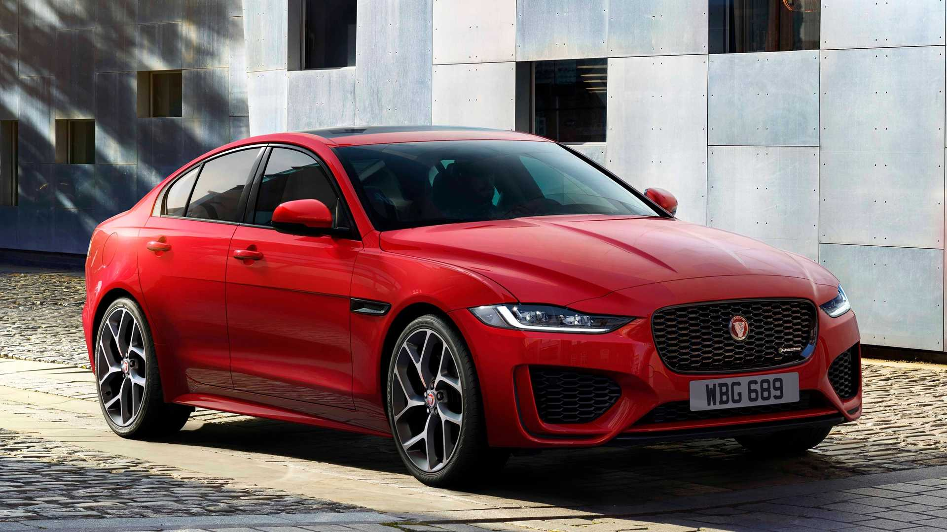 2020 Jaguar Xe Front Three Quarter Wallpapers 91 Newcarcars