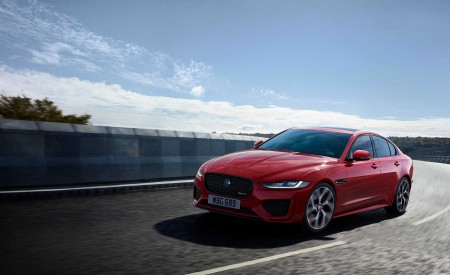 2020 Jaguar XE Wallpapers
