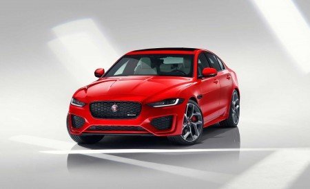 2020 Jaguar XE Front Wallpapers 450x275 (132)