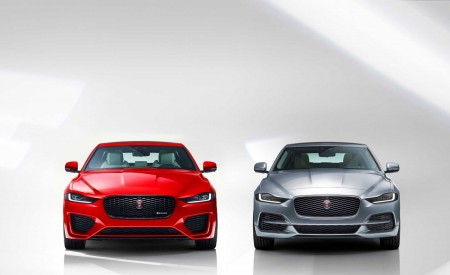 2020 Jaguar XE Front Wallpapers 450x275 (125)