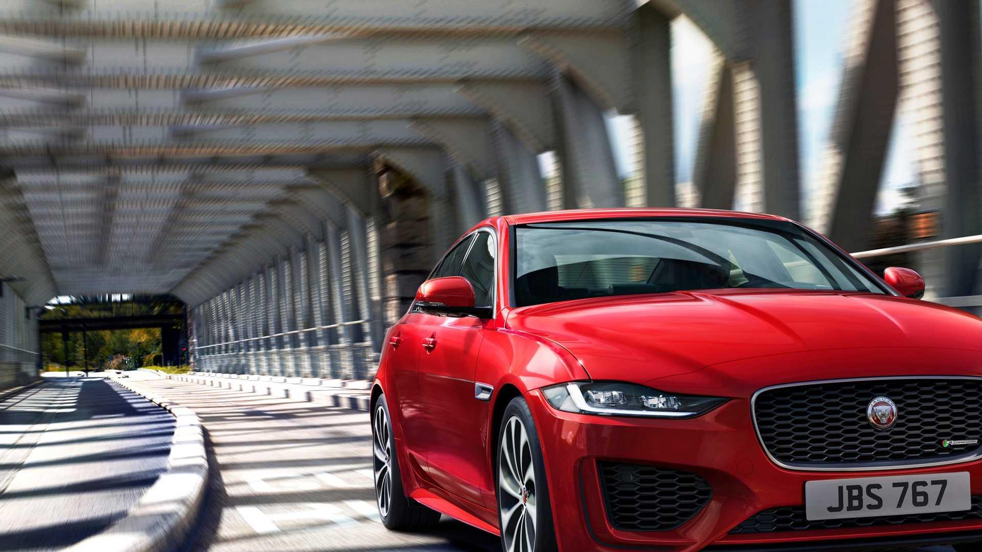 2020 Jaguar XE Front Wallpaper (5)