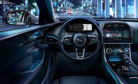 2020 Jaguar XE Interior Cockpit Wallpapers 450x275 (117)