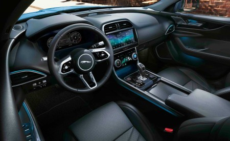 2020 Jaguar XE Interior Cockpit Wallpapers 450x275 (116)