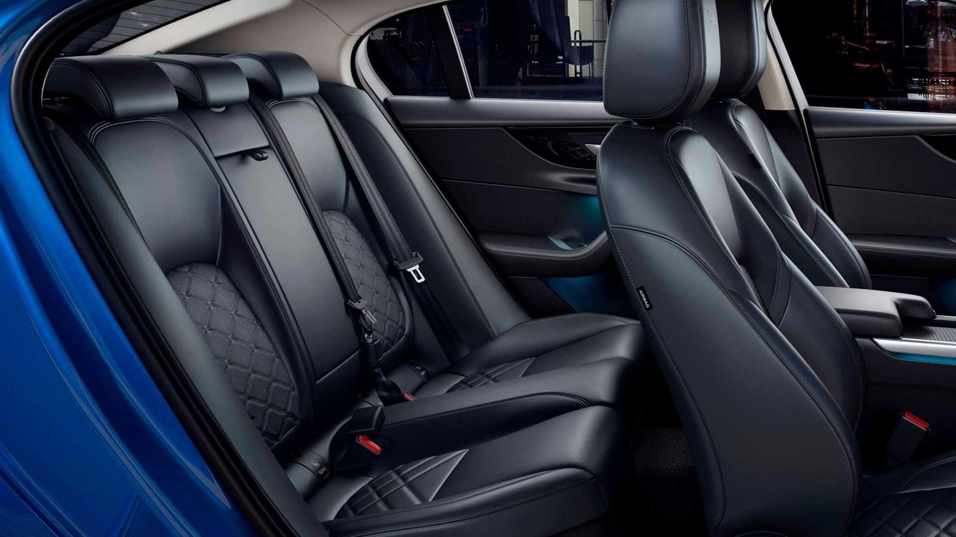 2020 Jaguar Xe Interior Rear Seats Wallpapers 114 Newcarcars