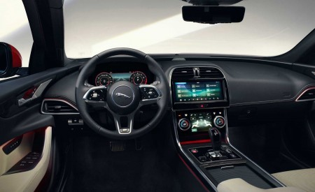 2020 Jaguar XE Interior Wallpapers 450x275 (118)