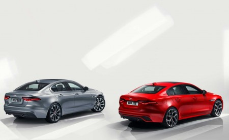 2020 Jaguar XE Rear Three-Quarter Wallpapers 450x275 (127)