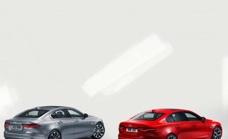 2020 Jaguar XE Rear Three-Quarter Wallpapers 450x275 (128)