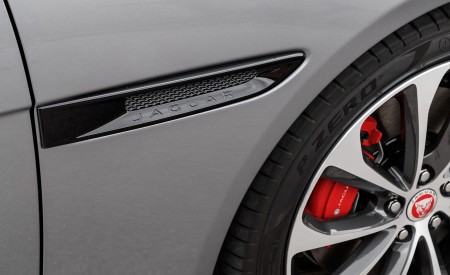 2020 Jaguar XE S D180 (Color: Eiger Grey) Detail Wallpapers 450x275 (49)