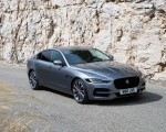 2020 Jaguar XE S D180 (Color: Eiger Grey) Front Three-Quarter Wallpapers 150x120 (44)