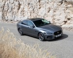 2020 Jaguar XE S D180 (Color: Eiger Grey) Front Three-Quarter Wallpapers 150x120 (41)