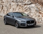 2020 Jaguar XE S D180 (Color: Eiger Grey) Front Three-Quarter Wallpapers 150x120 (42)