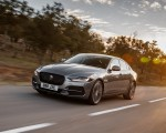 2020 Jaguar XE S D180 (Color: Eiger Grey) Front Three-Quarter Wallpapers 150x120 (33)