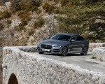 2020 Jaguar XE S D180 (Color: Eiger Grey) Front Three-Quarter Wallpapers 150x120 (43)