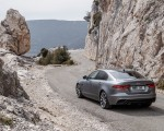 2020 Jaguar XE S D180 (Color: Eiger Grey) Rear Three-Quarter Wallpapers 150x120 (47)