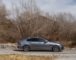 2020 Jaguar XE S D180 (Color: Eiger Grey) Side Wallpapers 150x120 (40)