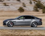 2020 Jaguar XE S D180 (Color: Eiger Grey) Side Wallpapers 150x120 (39)
