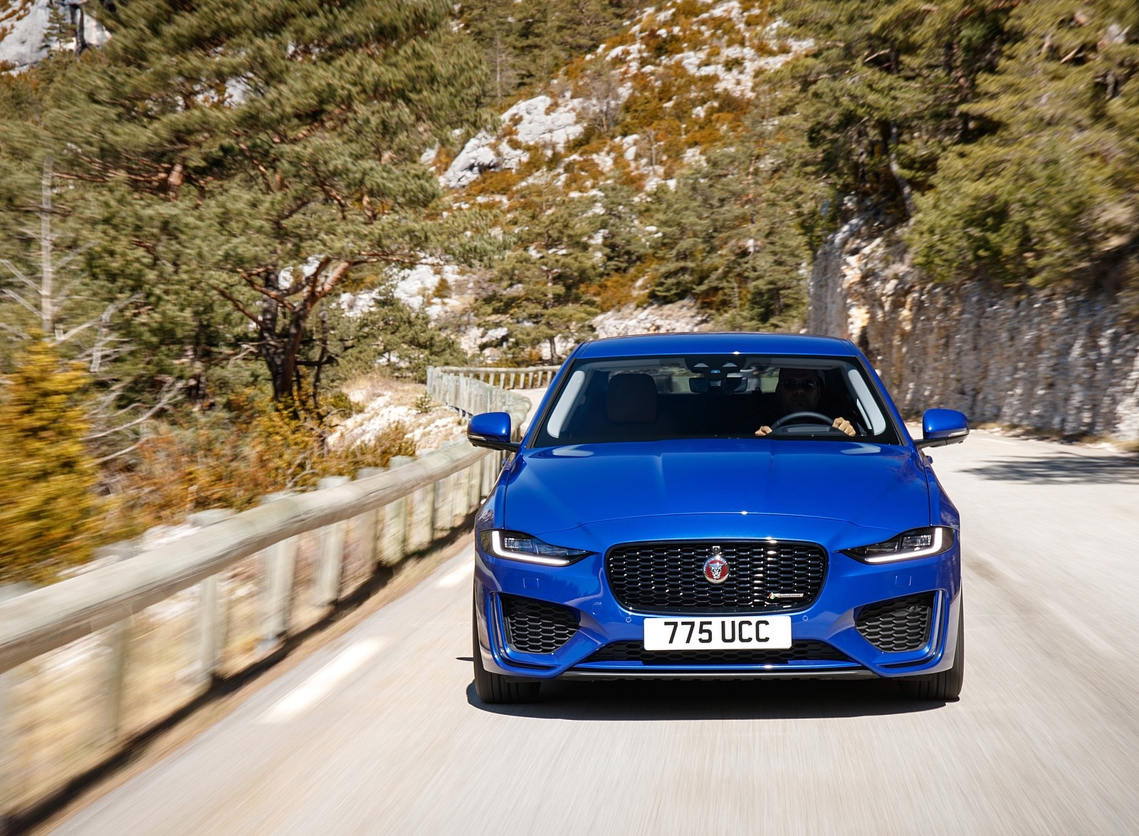 2020 Jaguar Xe S R Dynamic P250 Color Caesium Blue Front Wallpapers 63 Newcarcars