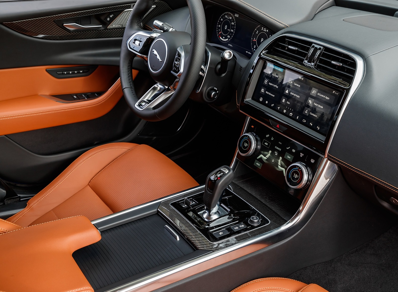 2020 Jaguar Xe S R Dynamic P250 Color Caesium Blue Interior Wallpapers 85 Newcarcars