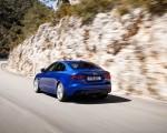 2020 Jaguar XE S R-Dynamic P250 (Color: Caesium Blue) Rear Three-Quarter Wallpapers 150x120
