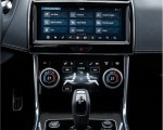 2020 Jaguar XE S R-Dynamic P300 (Color: Caldera Red) Central Console Wallpapers 150x120 (31)