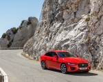 2020 Jaguar XE S R-Dynamic P300 (Color: Caldera Red) Front Three-Quarter Wallpapers 150x120 (9)