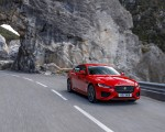 2020 Jaguar XE S R-Dynamic P300 (Color: Caldera Red) Front Three-Quarter Wallpapers 150x120 (2)