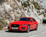 2020 Jaguar XE S R-Dynamic P300 (Color: Caldera Red) Front Three-Quarter Wallpapers 150x120 (10)