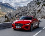 2020 Jaguar XE S R-Dynamic P300 (Color: Caldera Red) Front Three-Quarter Wallpapers 150x120 (1)