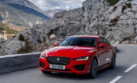 2020 Jaguar XE Wallpapers & HD Images