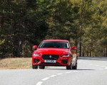 2020 Jaguar XE S R-Dynamic P300 (Color: Caldera Red) Front Wallpapers 150x120 (3)