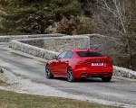 2020 Jaguar XE S R-Dynamic P300 (Color: Caldera Red) Rear Three-Quarter Wallpapers 150x120 (16)