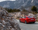 2020 Jaguar XE S R-Dynamic P300 (Color: Caldera Red) Rear Three-Quarter Wallpapers 150x120 (5)