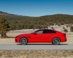 2020 Jaguar XE S R-Dynamic P300 (Color: Caldera Red) Side Wallpapers 150x120 (19)