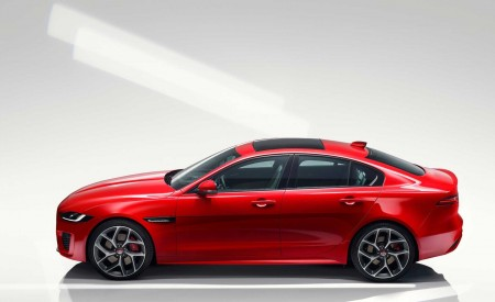 2020 Jaguar XE Side Wallpapers 450x275 (136)