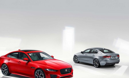 2020 Jaguar XE Wallpapers 450x275 (129)
