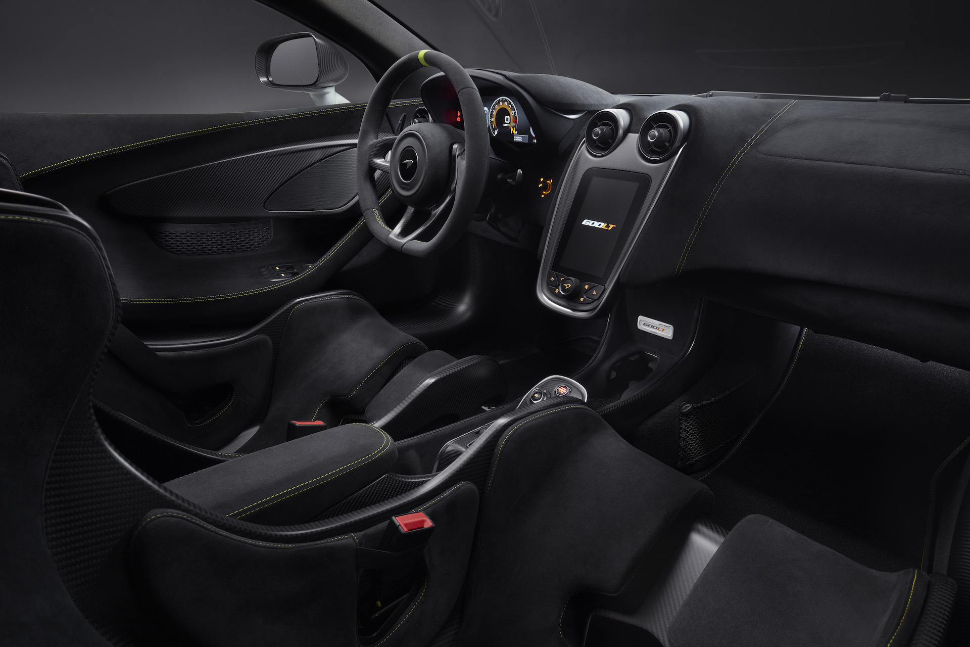 2020 McLaren 600LT Spider by MSO Interior Wallpaper (9)