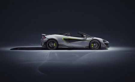 2020 McLaren 600LT Spider by MSO Side Wallpapers 450x275 (4)