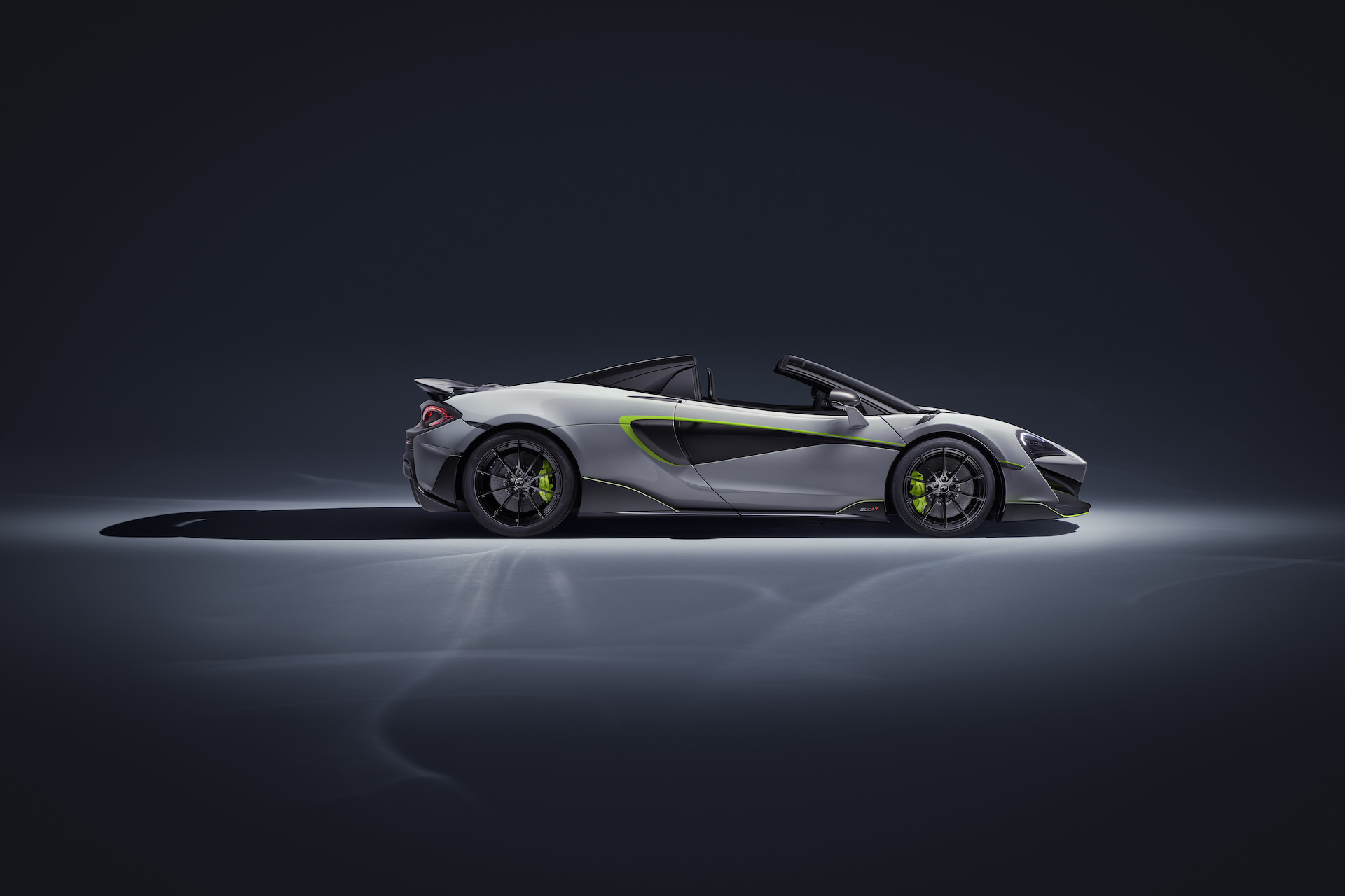 2020 McLaren 600LT Spider by MSO Side Wallpaper (4)