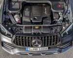 2020 Mercedes-AMG GLE 53 4MATIC+ (Color: Selenite Grey) Engine Wallpapers 150x120 (34)