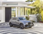 2020 Mercedes-AMG GLE 53 4MATIC+ (Color: Selenite Grey) Front Three-Quarter Wallpapers 150x120 (23)