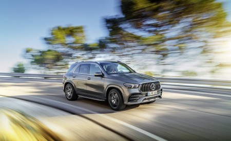 2020 Mercedes-AMG GLE 53 Wallpapers