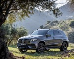 2020 Mercedes-AMG GLE 53 4MATIC+ (Color: Selenite Grey) Front Three-Quarter Wallpapers 150x120 (16)