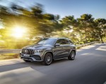 2020 Mercedes-AMG GLE 53 4MATIC+ (Color: Selenite Grey) Front Three-Quarter Wallpapers 150x120 (7)