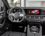 2020 Mercedes-AMG GLE 53 4MATIC+ (Color: Selenite Grey) Interior Cockpit Wallpapers 150x120 (37)