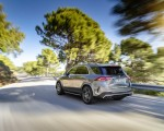 2020 Mercedes-AMG GLE 53 4MATIC+ (Color: Selenite Grey) Rear Three-Quarter Wallpapers 150x120 (3)
