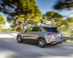 2020 Mercedes-AMG GLE 53 4MATIC+ (Color: Selenite Grey) Rear Three-Quarter Wallpapers 150x120 (4)