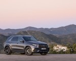2020 Mercedes-AMG GLE 53 4MATIC+ (Color: Selenite Grey) Side Wallpapers 150x120 (12)